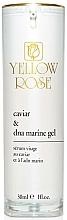 Parfüm, Parfüméria, kozmetikum Ránctalanító szérum kaviárral és tengeri DNS-el - Yellow Rose Caviar & Marine DNA Gel