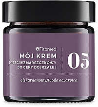 Parfüm, Parfüméria, kozmetikum Ránctalanító krém argánolajjal - Fitomed Anti-wrinkle Cream Nr5