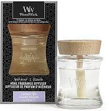 Parfüm, Parfüméria, kozmetikum Aromadiffúzor - Woodwick Home Fragrance Diffuser Lavender Spa