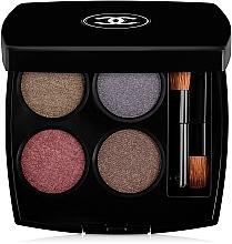 """Parfüm, Parfüméria, kozmetikum Szemhéjfesték """"Több hatás"""" - Chanel Les 4 Ombres Multi-Effect Quadra Eyeshadow"""