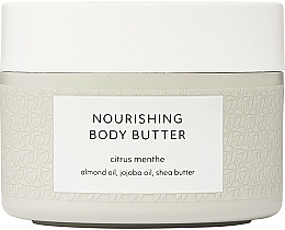 Parfüm, Parfüméria, kozmetikum Tápoláló testolaj - Estelle & Thild Citrus Menthe Nourishing Body Butter