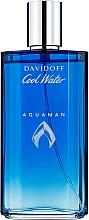 Parfüm, Parfüméria, kozmetikum Davidoff Cool Water Aquaman Collector Edition - Eau De Toilette