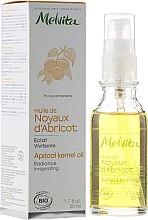 Parfüm, Parfüméria, kozmetikum Sárgabarackmagolaj arcra - Melvita Huiles De Beaute Apricot Kernel Oil