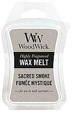Parfüm, Parfüméria, kozmetikum Illatosított viasz - WoodWick Wax Melt Sacred Smoke