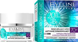 Parfüm, Parfüméria, kozmetikum Arckrém, regeneráló - Eveline Cosmetics Hyaluron Clinic 70+