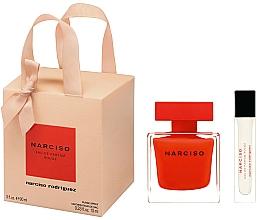 Parfüm, Parfüméria, kozmetikum Narciso Rodriguez Narciso Rouge - Szett (edp/90ml + edp/mini/10ml)