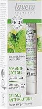 Parfüm, Parfüméria, kozmetikum Bio arctisztító gél problémás arcbőrre - Lavera SOS Spot Gel