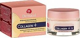 Parfüm, Parfüméria, kozmetikum Intenzív fiatalító éjszakai krém - Dermacol Collagen+ Intensive Rejuvenating Night Cream