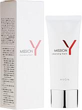 Parfüm, Parfüméria, kozmetikum Arctisztító hab - Avon Mission Y Cleansing Foam