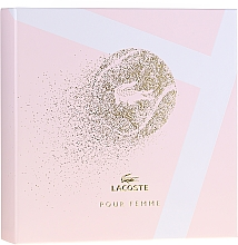 Parfüm, Parfüméria, kozmetikum Lacoste Pour Femme - Szett (edp/50/ml + b/lot/100/ml)