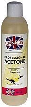 "Parfüm, Parfüméria, kozmetikum Körömlakklemosó ""Vanília"" - Ronney Professional Acetone Vanilia"