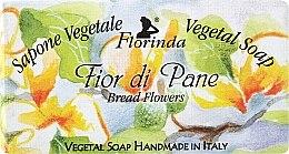"""Parfüm, Parfüméria, kozmetikum Természetes szappan """"Bread Flowers"""" - Florinda Sapone Vegetale Vegetal Soap Bread Flowers"""