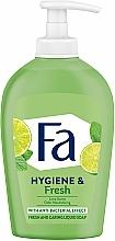 """Parfüm, Parfüméria, kozmetikum Folyékony szappan """"Lime illat"""" - Fa Hygiene & Fresh Liquid Soap"""