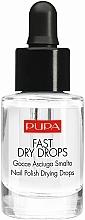 Parfüm, Parfüméria, kozmetikum Körömlakk szárító folyadék - Pupa Fast Dry Drops
