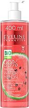 Parfüm, Parfüméria, kozmetikum Görögdinnye hidrogél - Eveline Cosmetics 99% Natural Watermelon