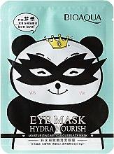 Parfüm, Parfüméria, kozmetikum Szemkörnyékápoló maszk - Bioaqua Eye Mask Hydra Nourish