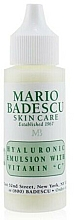Parfüm, Parfüméria, kozmetikum Arcszérum - Mario Badescu Hyaluronic Emulsion With Vitamin C