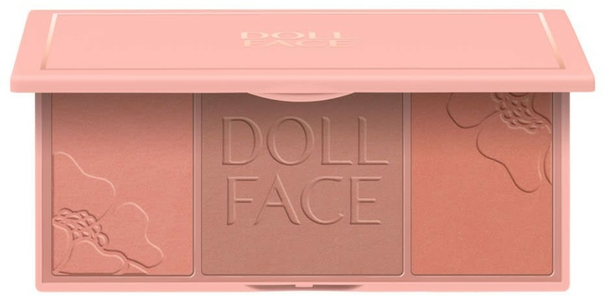 Arcpirosító - Doll Face Retro Rouge Matte Powder Blush