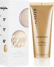 Parfüm, Parfüméria, kozmetikum Arcmaszk - Lancaster Instant Glow Gold Peel-Off Mask