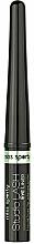 Parfüm, Parfüméria, kozmetikum Folyékony szemhéjtus - Miss Sporty Studio Lash Liq Eyeliner