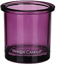 Parfüm, Parfüméria, kozmetikum Gyertyatartó - Yankee Candle POP Violet Tealight Votive Holder