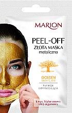 Parfüm, Parfüméria, kozmetikum Arcmaszk - Marion Golden Skin Care Peel-Off Mask