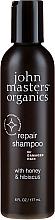 "Parfüm, Parfüméria, kozmetikum Sampon ""Méz és hibiszkusz"" - John Masters Organics Honey & Hibiscus Shampoo"