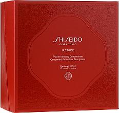 Parfüm, Parfüméria, kozmetikum Készlet - Shiseido Ultimune (conc/50ml + foam/15ml + softner/30ml + conc/3ml)