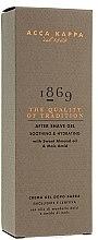 Parfüm, Parfüméria, kozmetikum Borotválkozás utáni emulzió - Acca Kappa 1869 After Shave Gel
