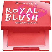 Parfüm, Parfüméria, kozmetikum Krémes pirosító - Rimmel Royal Blush Cream