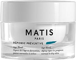 Parfüm, Parfüméria, kozmetikum Anti age krém száraz és normál bőrre - Matis Reponse Preventive Age-Mood