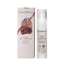 Parfüm, Parfüméria, kozmetikum Frais Monde Cassis And White Musk - Eau De Toilette