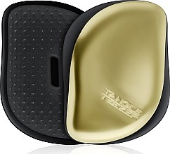 Parfüm, Parfüméria, kozmetikum Hajkefe - Tangle Teezer Compact Styler Gold Rush Brush