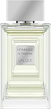 Parfüm, Parfüméria, kozmetikum Lalique Hommage a L'Homme - Eau De Toilette
