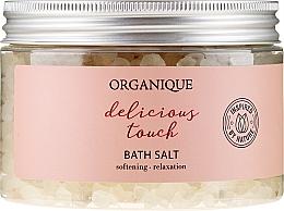 """Parfüm, Parfüméria, kozmetikum Relaxáló fürdősó """"Delicious Touch"""" - Organique"""