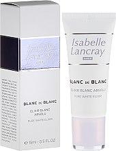 Parfüm, Parfüméria, kozmetikum Halványító arcszérum - Isabelle Lancray Blanc De Blanc Pure White Elixir