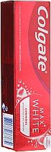 Parfüm, Parfüméria, kozmetikum Fehérítő fogkrém - Colgate Max White One Luminous