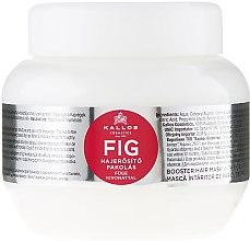 Parfüm, Parfüméria, kozmetikum Hajerősítő pakolás füge kivonattal - Kallos Cosmetics FIG Booster Hair Mask With Fig Extract