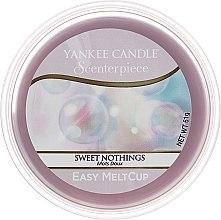 Parfüm, Parfüméria, kozmetikum Elektromos aromalámpa viasz - Yankee Candle Sweet Nothings Melt Cup