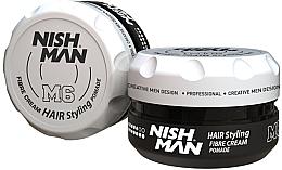 Parfüm, Parfüméria, kozmetikum Stilizáló hajpomádé - Nishman Hair Styling Fibre Cream