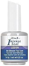 Parfüm, Parfüméria, kozmetikum Megerősített rögzítő géllakkhoz - IBD LED/UV Intense Sea No Cleanse Top Coat