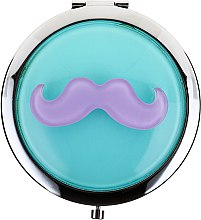 Parfüm, Parfüméria, kozmetikum Kozmetikai tükör, 8569, menta-lila - Top Choice