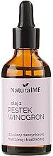 Parfüm, Parfüméria, kozmetikum Szőlőmag olaj - NaturalME