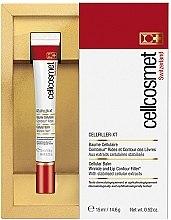 Parfüm, Parfüméria, kozmetikum Sejtbalzsam-filler arc- és ajakkontúrra - Cellcosmet Cellfiller-XT