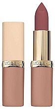 Parfüm, Parfüméria, kozmetikum Ultramatt ajakrúzs - L'Oreal Paris Color Riche Ultra Matte Nude Lipstick