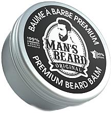 Parfüm, Parfüméria, kozmetikum Prémium balzsam szakállra - Man's Beard Premium Beard Balm