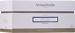 "Parfüm, Parfüméria, kozmetikum Fürdőbomba ""Lelkiesség"" - AromaWorks Soulful AromaBomb Duo"