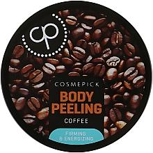 Parfüm, Parfüméria, kozmetikum Cukor peeling kávé kivonattal - Cosmepick Body Peeling Coffee