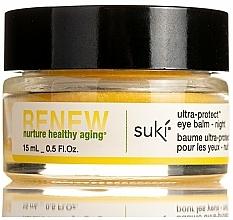 Parfüm, Parfüméria, kozmetikum Élszakai szemkörnyék balzsam - Suki Renew Ultra-Protect Eye Balm Night