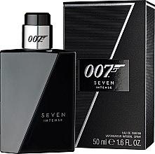 Parfüm, Parfüméria, kozmetikum James Bond 007 Seven Intense - Eau De Parfum (teszter kupakkal)